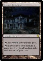 MTG: RE, Spencer Mansion by Colmillos