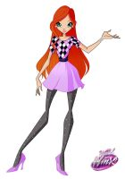 Winx: Bloom World of Winx by DragonShinyFlame