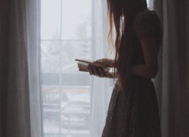 First signs of winter. by laura-makabresku