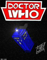 Custom Doctor Who Logo by Ectozone