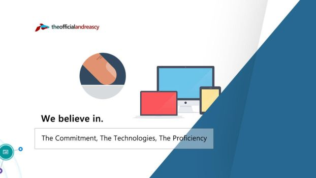We Believe In Innovation by andreascy