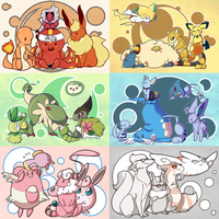 Pokemon Colors~