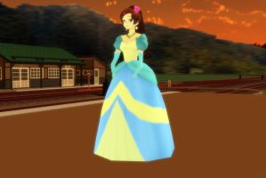 Mrs.C.Ella  for The Railways of Crotoonia by Duel-Express
