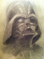 Darth Portrait - Final by WickedOffKiltah