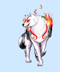 Okami by Umbreawesome