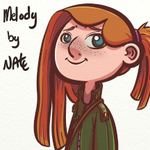 Melody's Colors by graynate