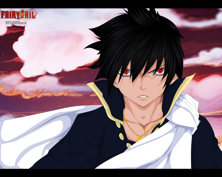fairy tail 340 - Zeref by Anderson93