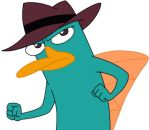Perry the Platypus vector by lester2020