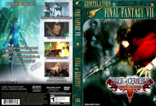 FF7 series Covers DC by Billysan291