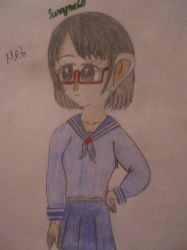 I Drew Myself. by EternityTsubasa
