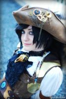 Steampunk: Aleister Kidd II by ShadewithoutSun