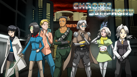 Chrome Symphony - Forums RP Characters by troymcquinn