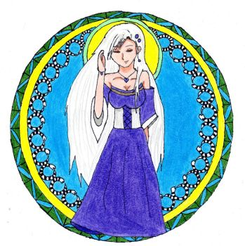 IA unn Stained Glass Colored by Karljna