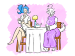 Tea Time by MakiUchis