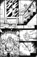 Life-Time #1 Pg 10 by Alf-Alpha