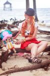 Nami Helps Chopper, One Piece Whole Cake Island by firecloak