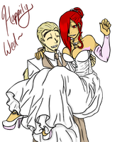 .::Happily Wed::. by EmpressSpaceGoat