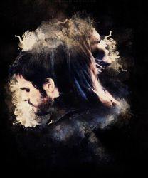 Captain Swan by Psychadeliachild