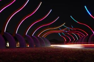 The Color of Light by deYong