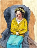 RGD-animalcule - The Yellow Cardigan by The-Tinidril