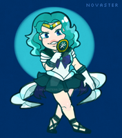 Sailor Neptune by Novasterr
