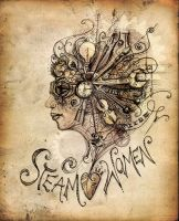 SteamWomen Blog Logo by meddevi