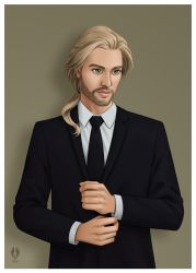 Eric Voigt (Claude) by yoctoparsec