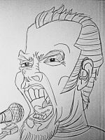James Hetfield by biel12