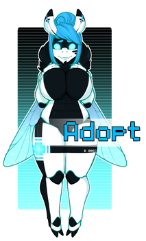 Bug Bot Adopt [[SOLD]] by Omega-Fluff