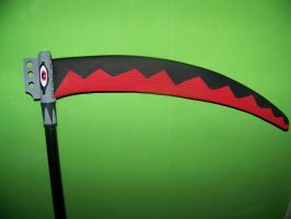 Soul. Scythe. by xtwisted-illusionsx