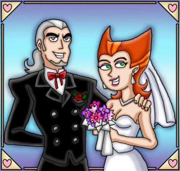 Vlad and Penelope Wedding by kaitlynrager