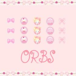 Orbs by xCupiiCakex