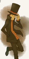Professor Layton by Leng-SY