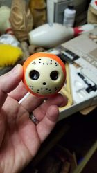 #13 billiards jason mask shifter - done by jbensch