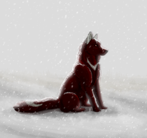 Let it snow by Cylithren