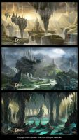 Dragon Chronicles Maps Part 2 by RobertCrescenzio