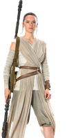 Star Wars VII-Rey PNG 2 by nickelbackloverxoxox