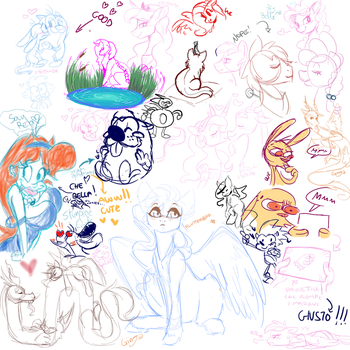 DrawPile 5 by StePandy