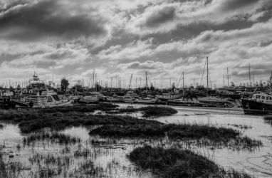 Benfleet Creek by kb3449