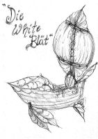 Die White Blaet by sunnight1