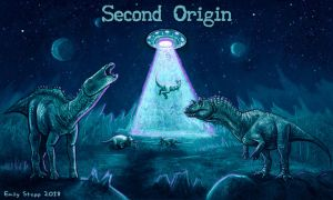 Second Origin - The Isle Server Banner 2 by EmilyStepp