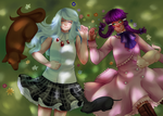 Crossed Paths:Connected Worlds ~ At First Sight ~ by MikomiKisomi