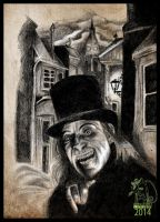 London After Midnight by MissMisfit13