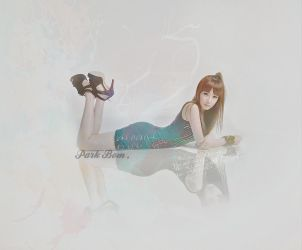 Bom wallpaper by peaceintheworld