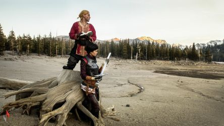 Is that a Dragon?!? - Dragon Age Cosplay by ammnra