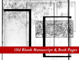 Old blank pages by remittancegirl