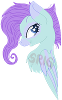 Blue Blizzard by SuperRosey16