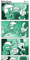 Silly Lyra - Sour Drops by Dori-to