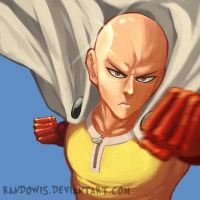 One Punch Man! by RandoWis