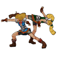 Chrono Cross HD: Orlha and Tia, Sisterhoods. by 2PlayerWins